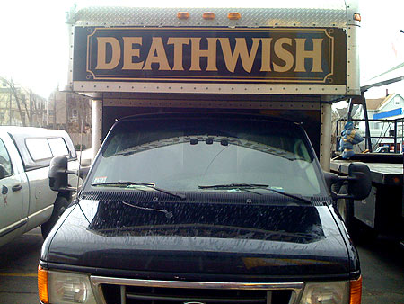 DeathWish Piano Movers available for all types of difficult moving jobs